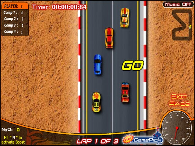 Game Extreme Rally 4