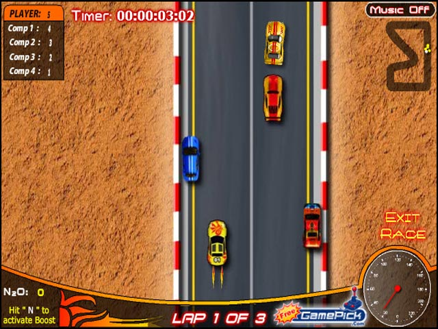 Game Extreme Rally 3