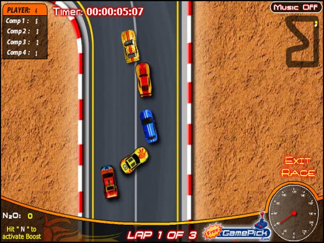 Game Extreme Rally 2