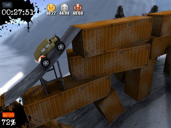 Game Monster Truck Challenge 4