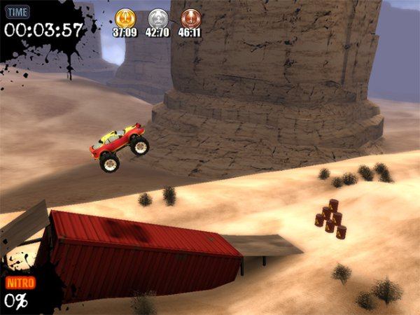 Game Monster Truck Challenge 3
