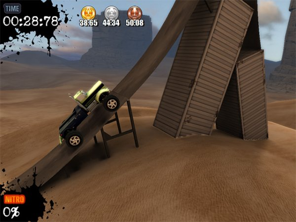 Game Monster Truck Challenge 2