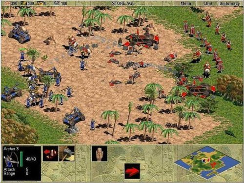 Game Age of Empires 1