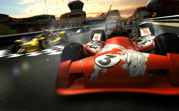 Game Victory: The Age of Racing 4