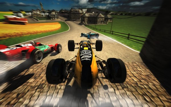 Game Victory: The Age of Racing 3