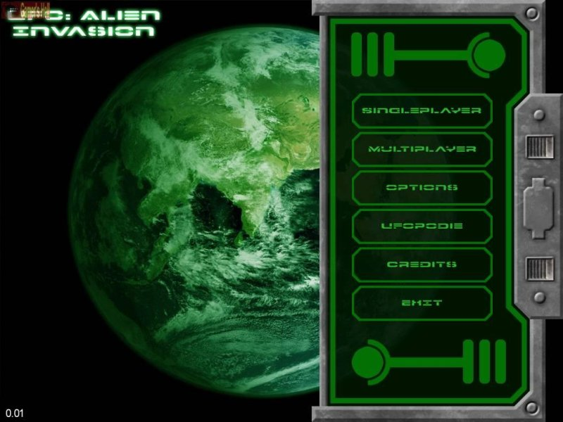 Game UFO: Alien Invasion 3