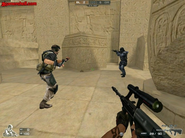 Game Cross Fire 4