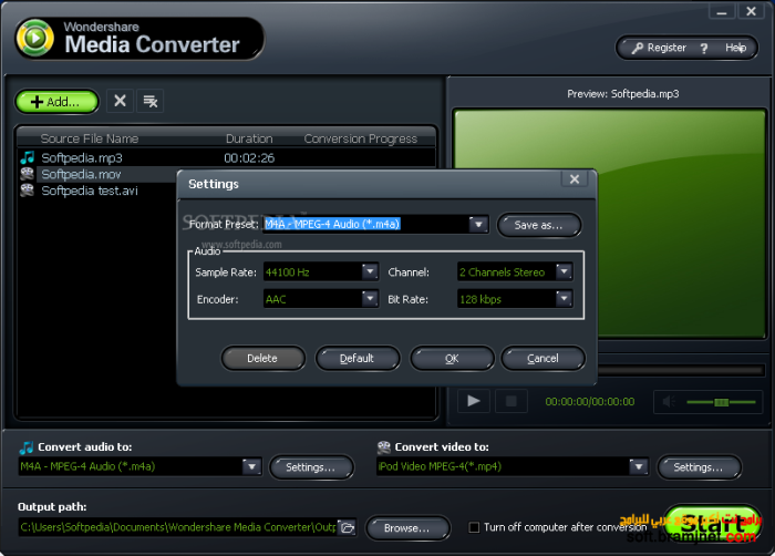 Program Wondershare Media Converter 2