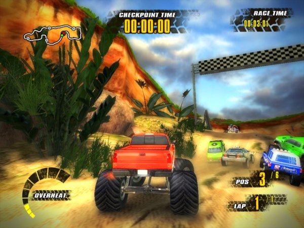 Game Offroad Racers 3