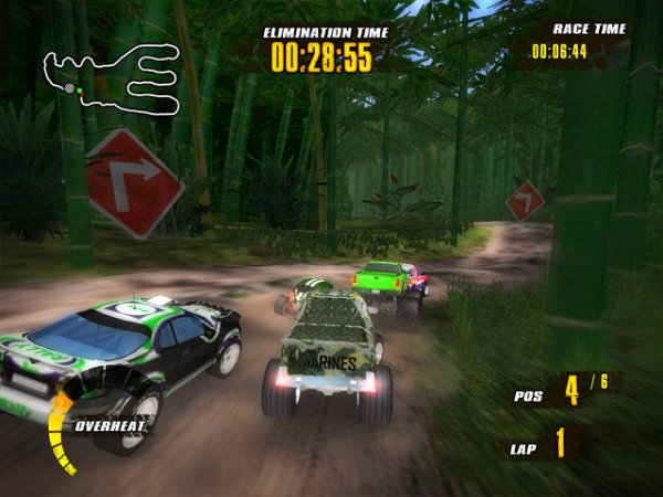 Game Offroad Racers 2