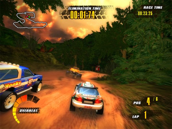 Game Offroad Racers 1