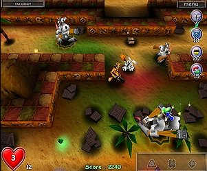 Game Magic Maze 3