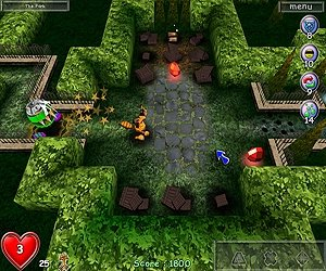 Game Magic Maze 4