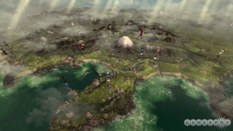 Game Total War: Shogun 2 4