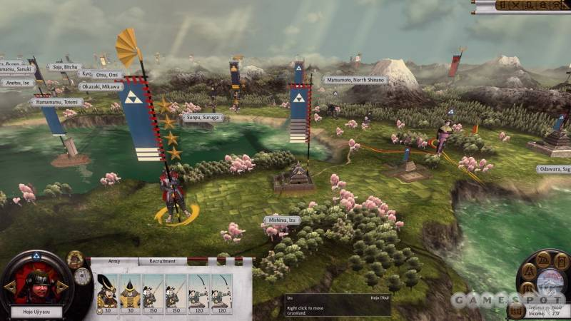 Game Total War: Shogun 2 3