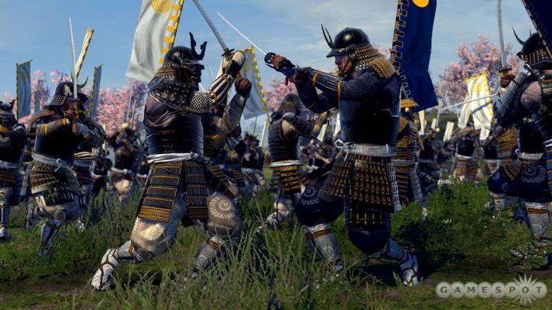 Game Total War: Shogun 2 2