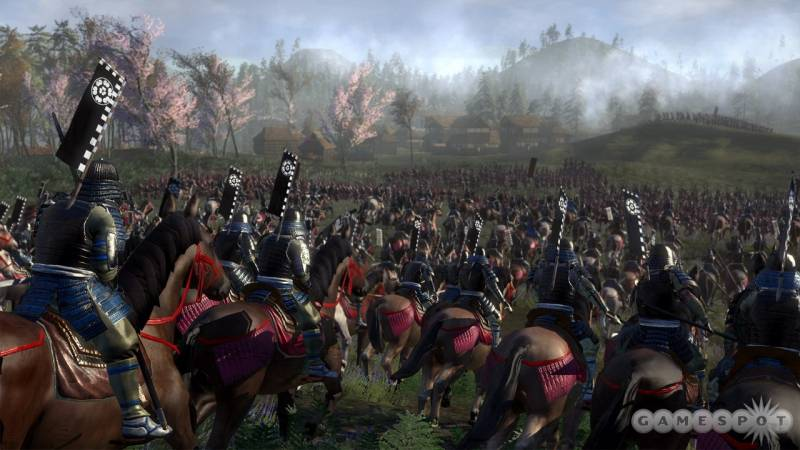Game Total War: Shogun 2 1