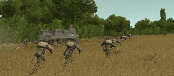 Game Combat Mission: Battle for Normandy 3