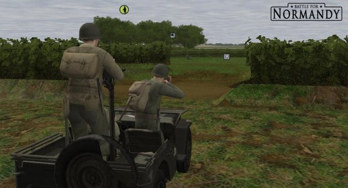 Game Combat Mission: Battle for Normandy 2