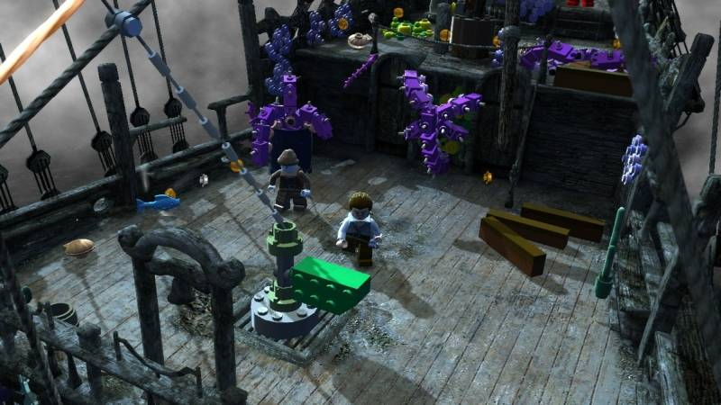 Game LEGO Pirates of the Caribbean 4