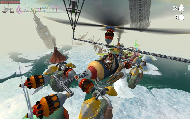 Game The Cargo: The Quest for Gravity 3
