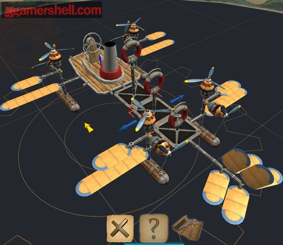 Game The Cargo: The Quest for Gravity 4