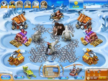 Game Farm Frenzy 3: Ice Age 4
