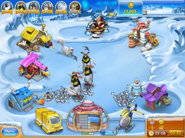 Game Farm Frenzy 3: Ice Age 3