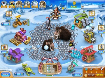 Game Farm Frenzy 3: Ice Age 2