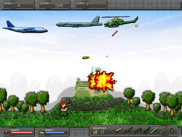 Game Air Invasion 2