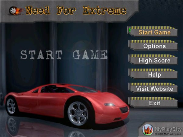 Game Need For Extreme 3