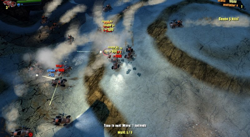 Game Wasteland Angel 3