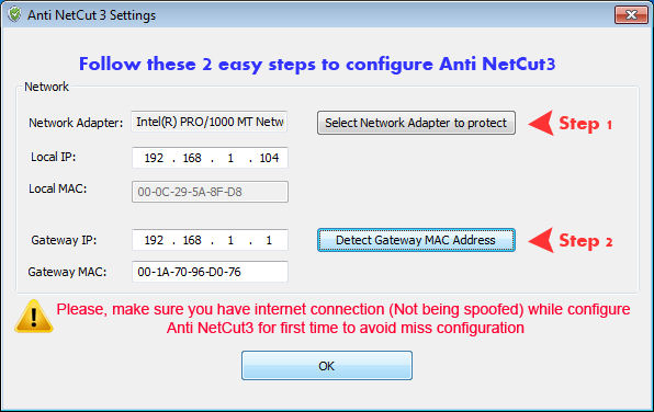 Program Anti NetCut 3