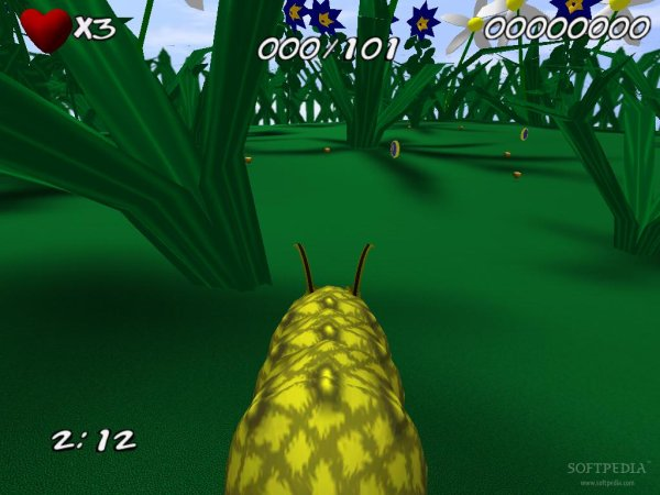 Game Caterpillars The Revenge 2