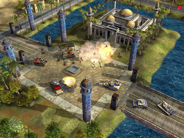 Game Command & Conquer Generals 4