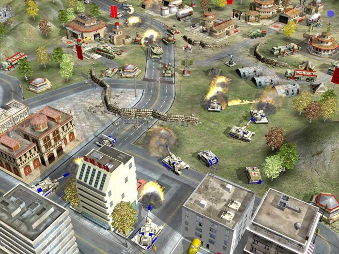 Game Command & Conquer Generals 3