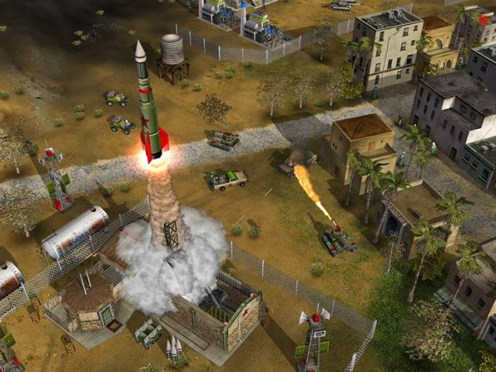Game Command & Conquer Generals 1