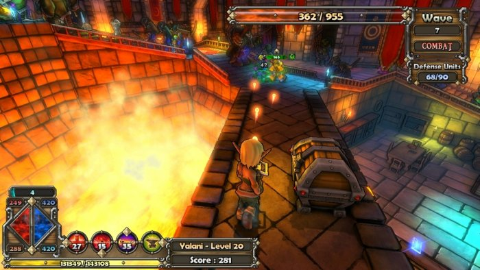 Game Dungeon Defenders 4