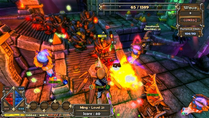 Game Dungeon Defenders 3