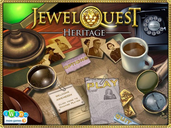 Game Jewel Quest 4: Heritage 1