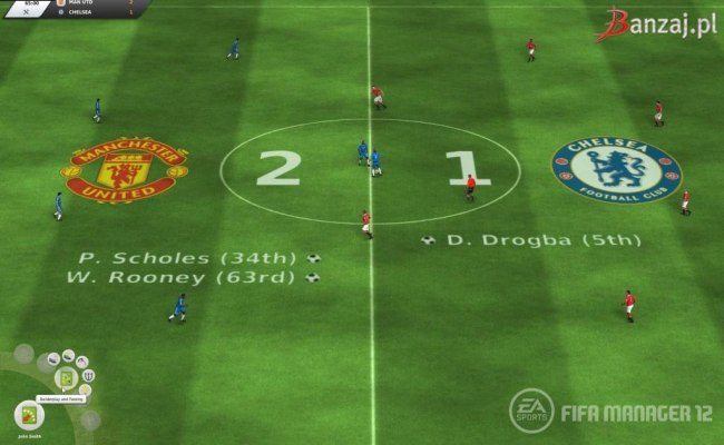 Game FIFA Manager 12 2