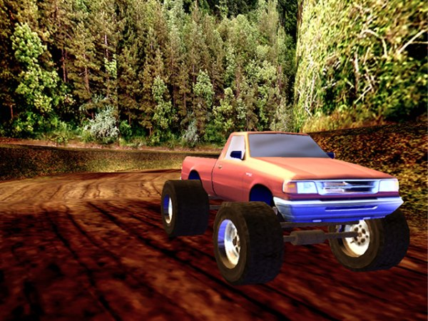 Game Ultimate Monster Trucks 1