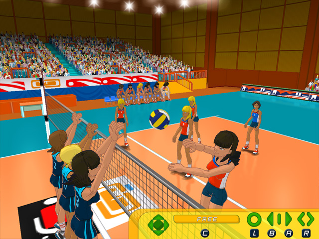 the game of volleyball Volleyball leagues, alliance vbc, and tournaments a-game offers anything and everything you could want when it comes to volleyball click the following links for more information about getting involved in our volleyball programs.