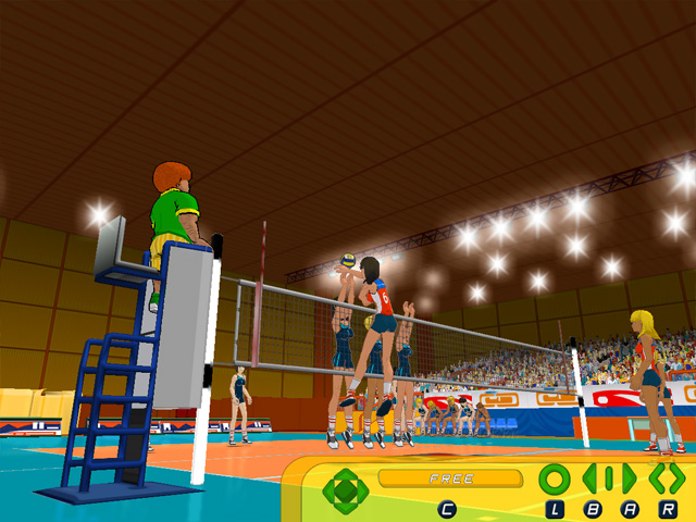 Game Incredi Volleyball 2