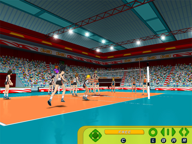 Game Incredi Volleyball 1