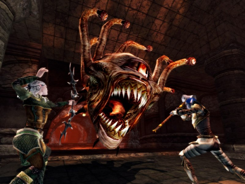 Game Dungeons & Dragons Online 4