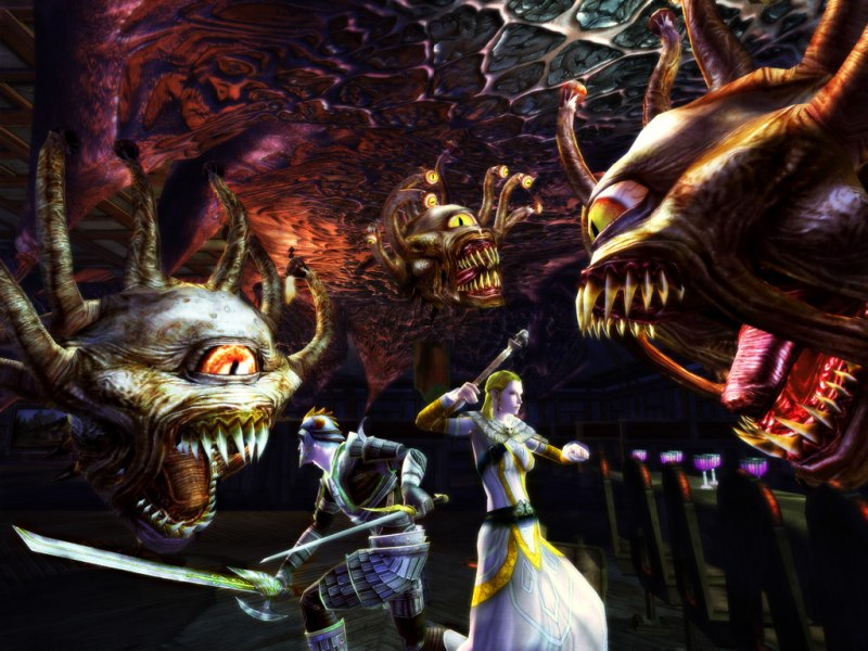 Game Dungeons & Dragons Online 2