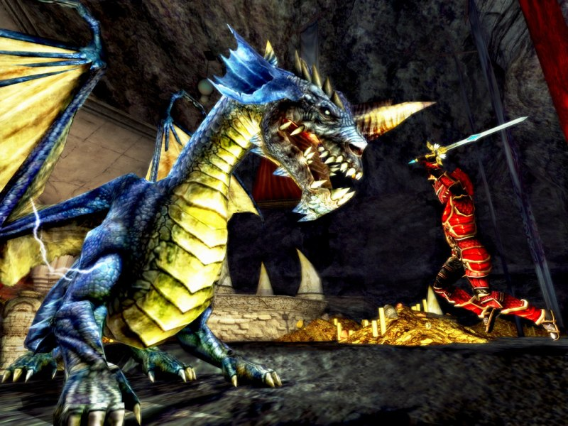 Game Dungeons & Dragons Online 1