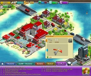 Game Virtual City 2 Paradise Resort 3