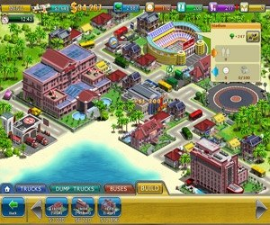 Game Virtual City 2 Paradise Resort 1